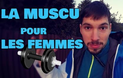 La musculation aide la femme à maigrir