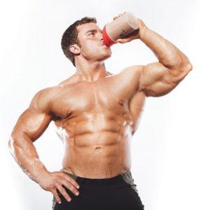 Proteine en poudre pour prendre du muscle