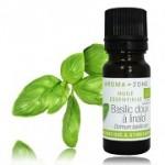 L'huile essentielle de Basicil, ingrédient d'un bon inhalateur anti fringale