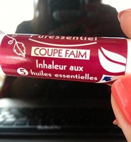 Inhalateur coupe faim avis et effets concrets coupe - Huile essentiel coupe faim ...