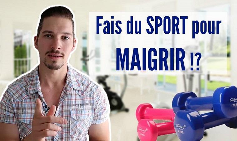 Faut-il faire du sport pour maigrir