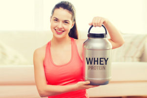 Proteine en poudre pour maigrir femme